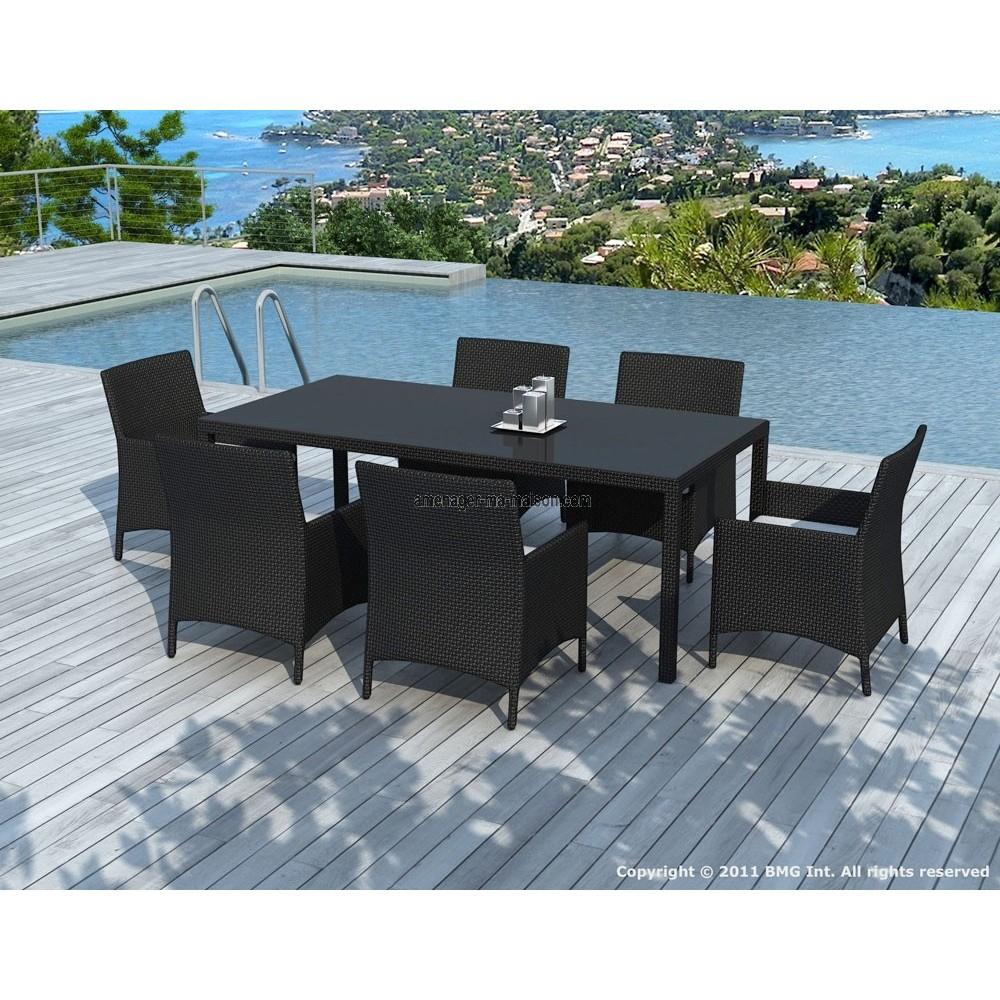 Et Jardin Fauteuils Table De Luvqmgjpsz pour Table De Jardin Avec Chaise Pas Cher