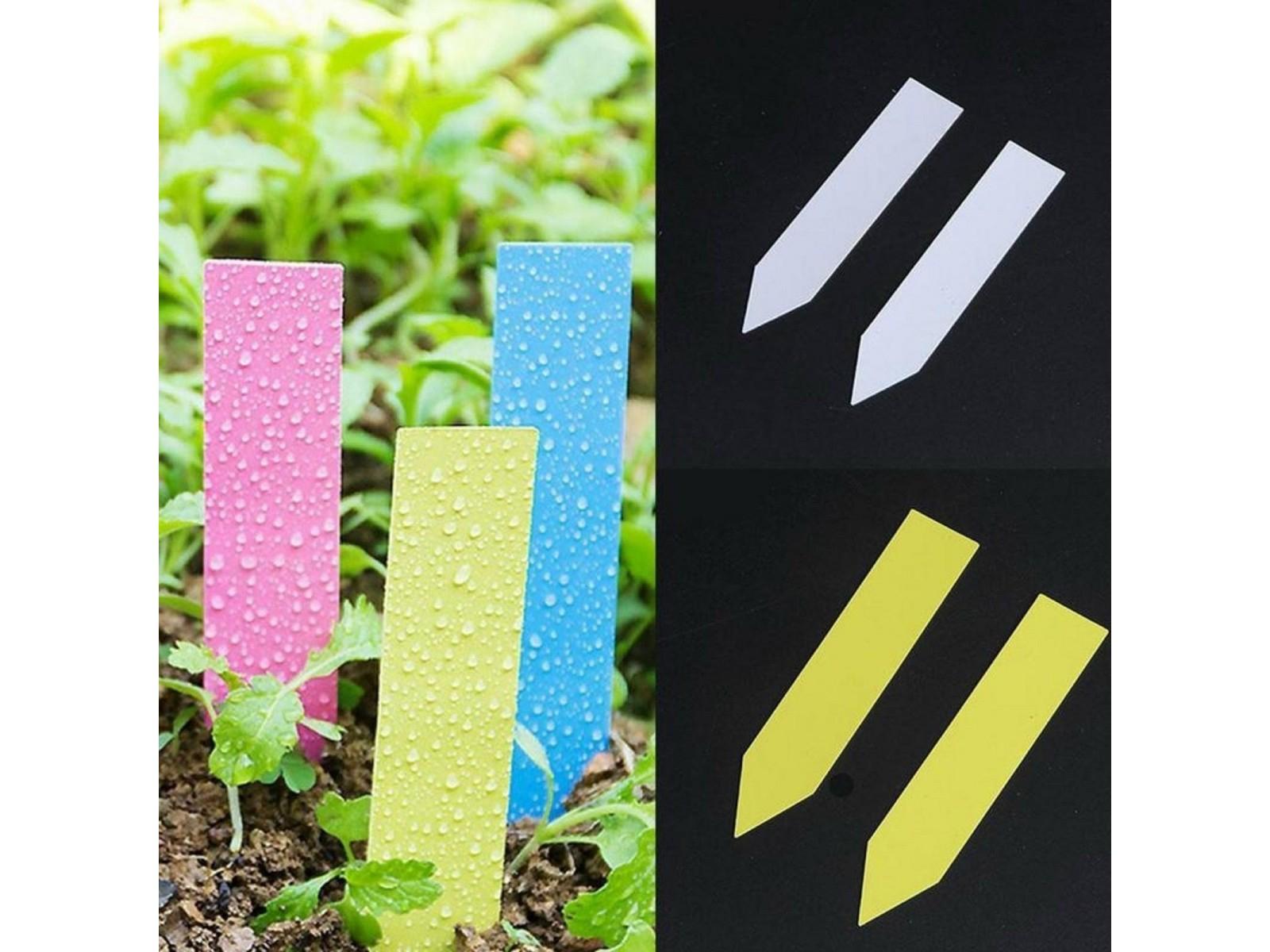 Etiquettes Pour Plantes Jardin Et Marqueurs dedans Etiquettes Jardin