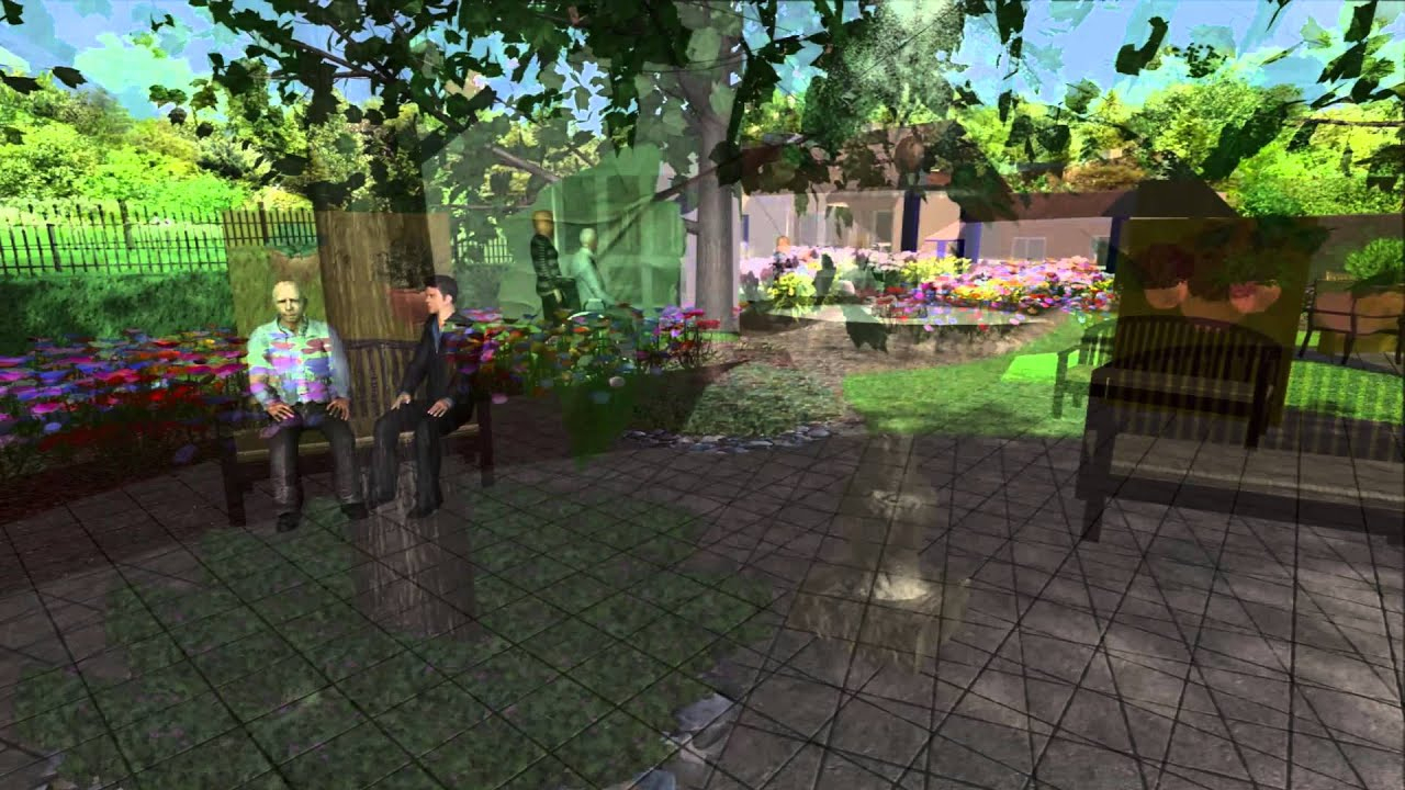 Exemple Aménagement Jardin Thérapeutique - tout Am2Nagement Jardin