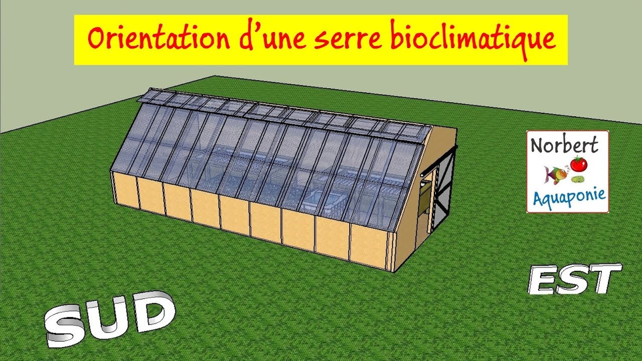 🏡 Orientation D'une Serre Bioclimatique serapportantà Exposition Serre De Jardin