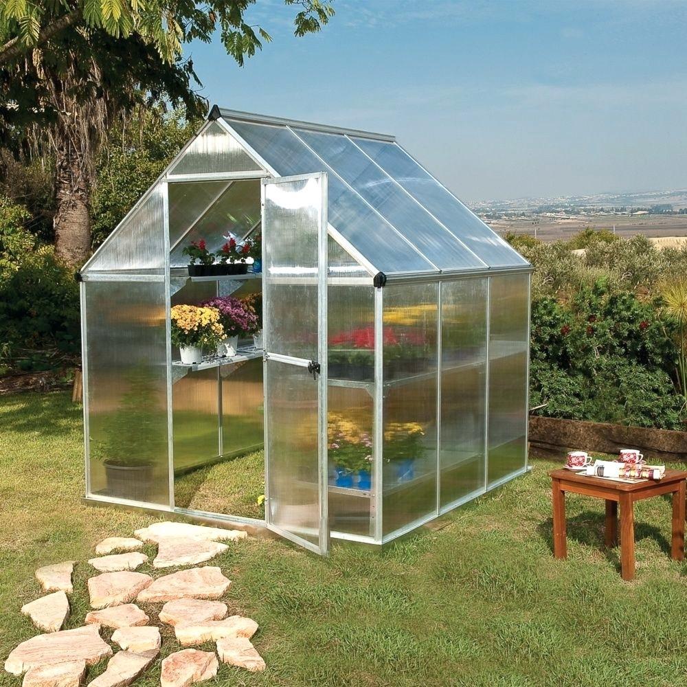 Fabricant De Serre En Verre - Veranda Et Abri Jardin pour Serre De Jardin Occasion