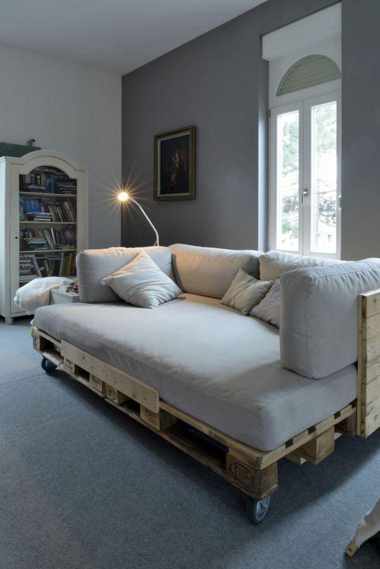 Fabriquer Des Meubles Avec Des Palettes En 33 Idées Originales à Salon De Jardin D Angle Pas Cher