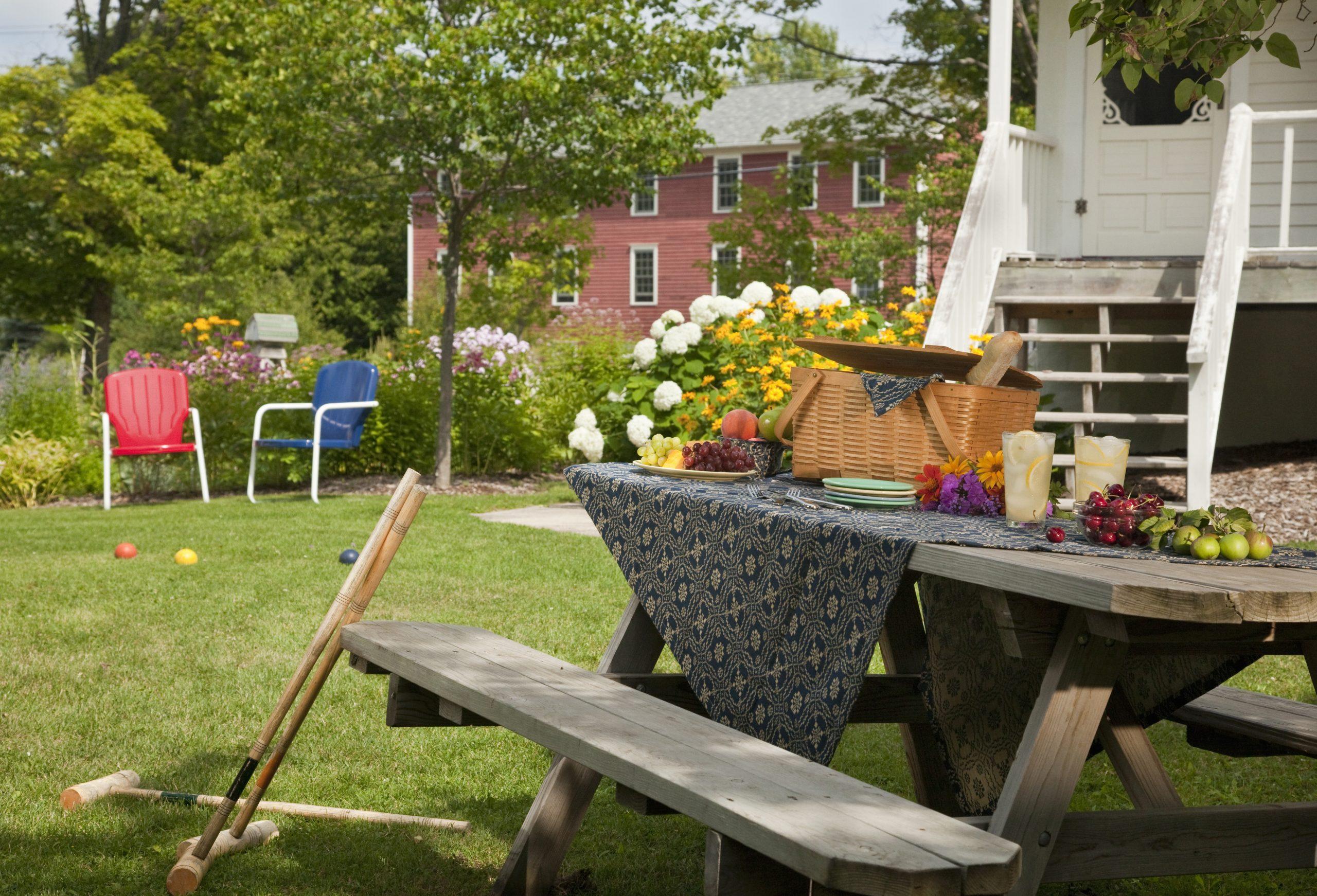 Fabriquer Soi-Même Sa Table De Jardin pour Plan Pour Fabriquer Une Table De Jardin En Bois