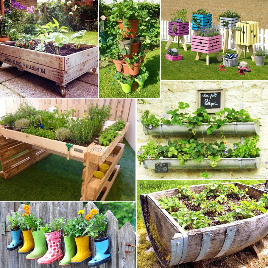 Fabriquer Un Potager Surélevé Et Cultiver Hors-Sol à Fabriquer Un Jardin En Hauteur