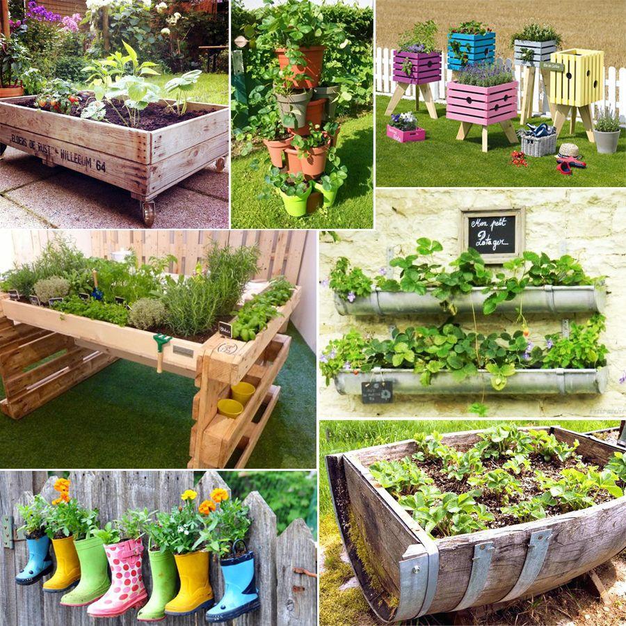 Fabriquer Un Potager Surélevé Et Cultiver Hors-Sol serapportantà Construire Jardin Surélevé