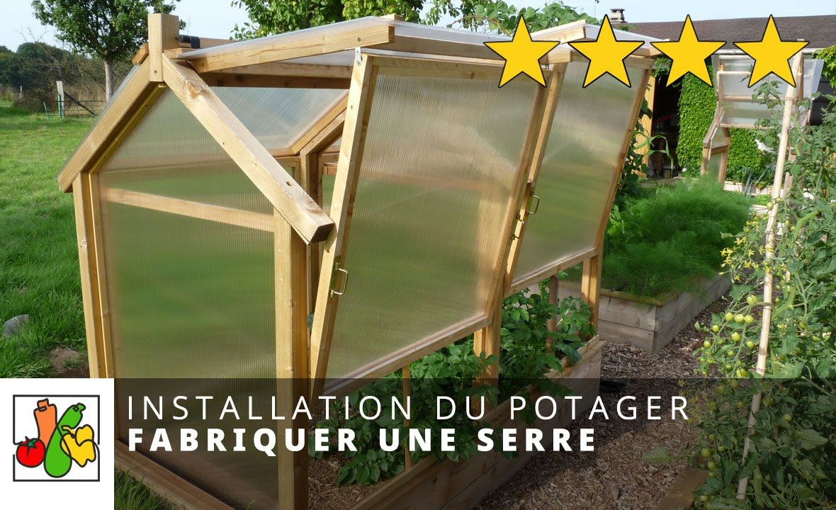 Fabriquer Une Serre Plus | Outdoor, Permaculture, Garden destiné Fabriquer Serre De Jardin Polycarbonate
