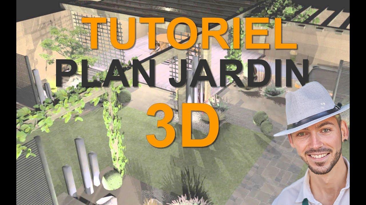 Faire Un Plan De Jardin En 3D - à Créer Un Plan De Jardin Gratuit