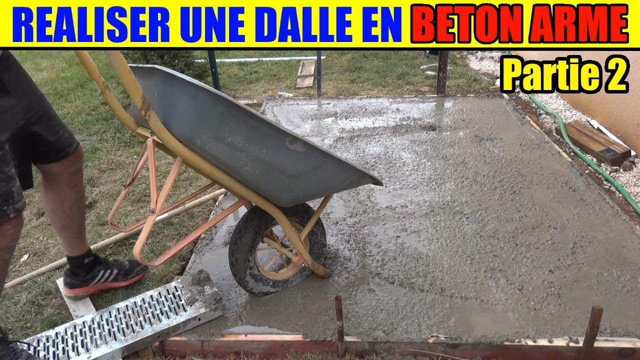 Faire Une Dalle Béton Armé Pour Abri De Jardin Métal Arrow Dalle Béton 10 Cm tout Fondation Abri De Jardin