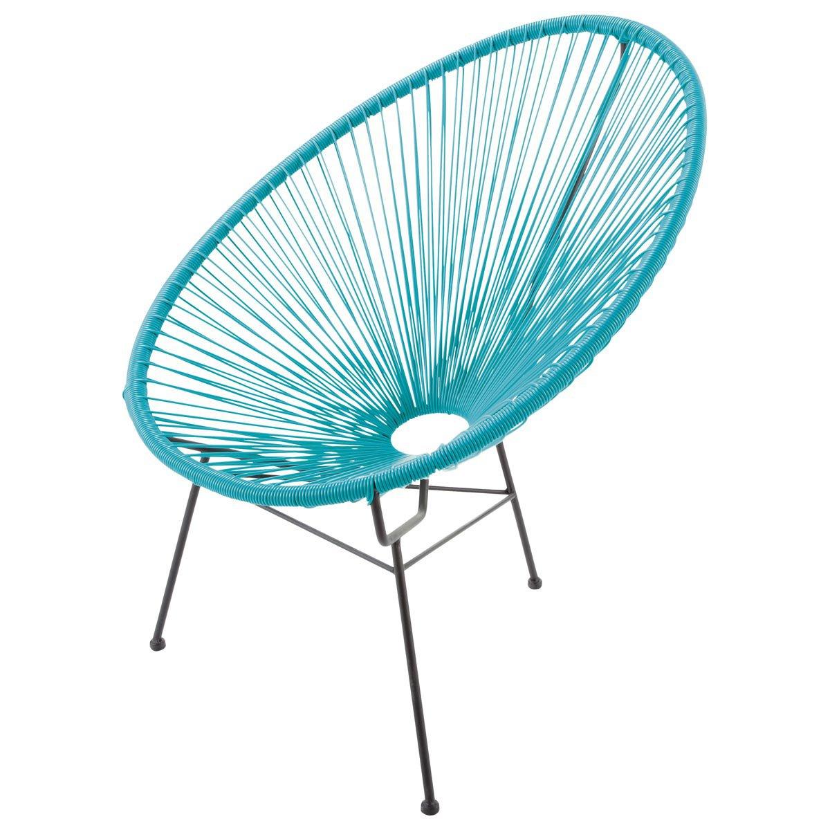 Fauteuil Oeuf Corde Ou Design Retro Cordage avec Fauteuil Oeuf Jardin