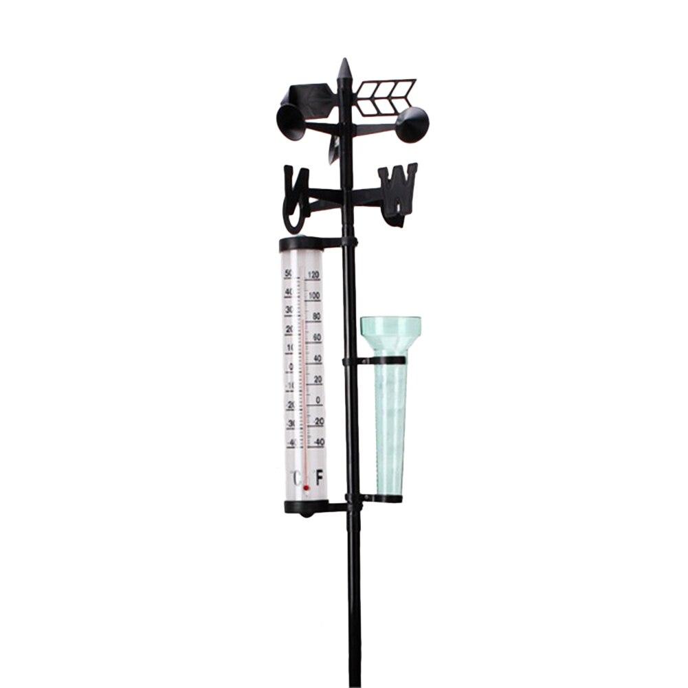 Feathermilk: Achat Jardin Extérieur Thermomètre Pluviomètre ... intérieur Thermometre De Jardin