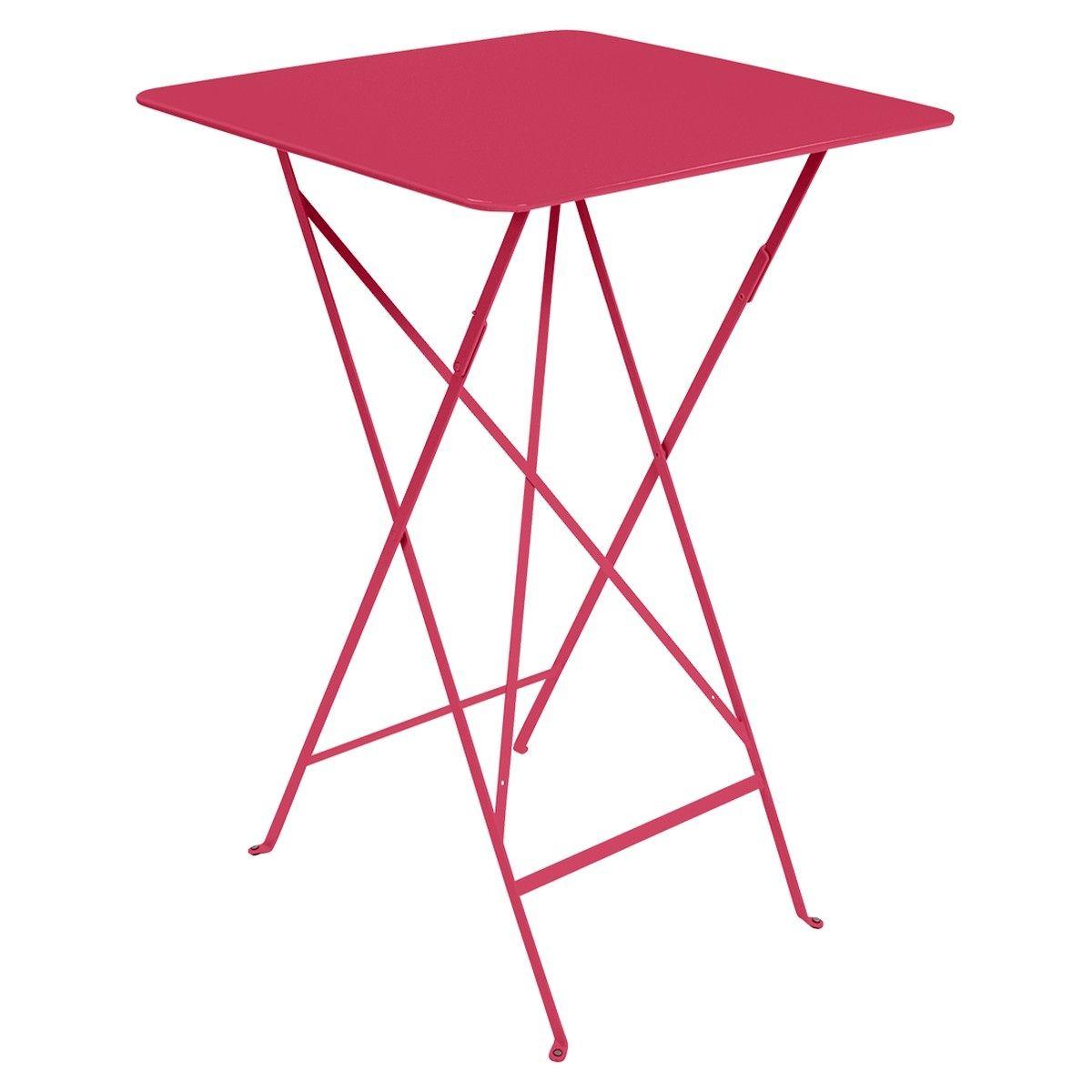 Fermob Bistro High Table 71 X 71Cm | Outdoor Furniture ... encequiconcerne Pralin Jardin