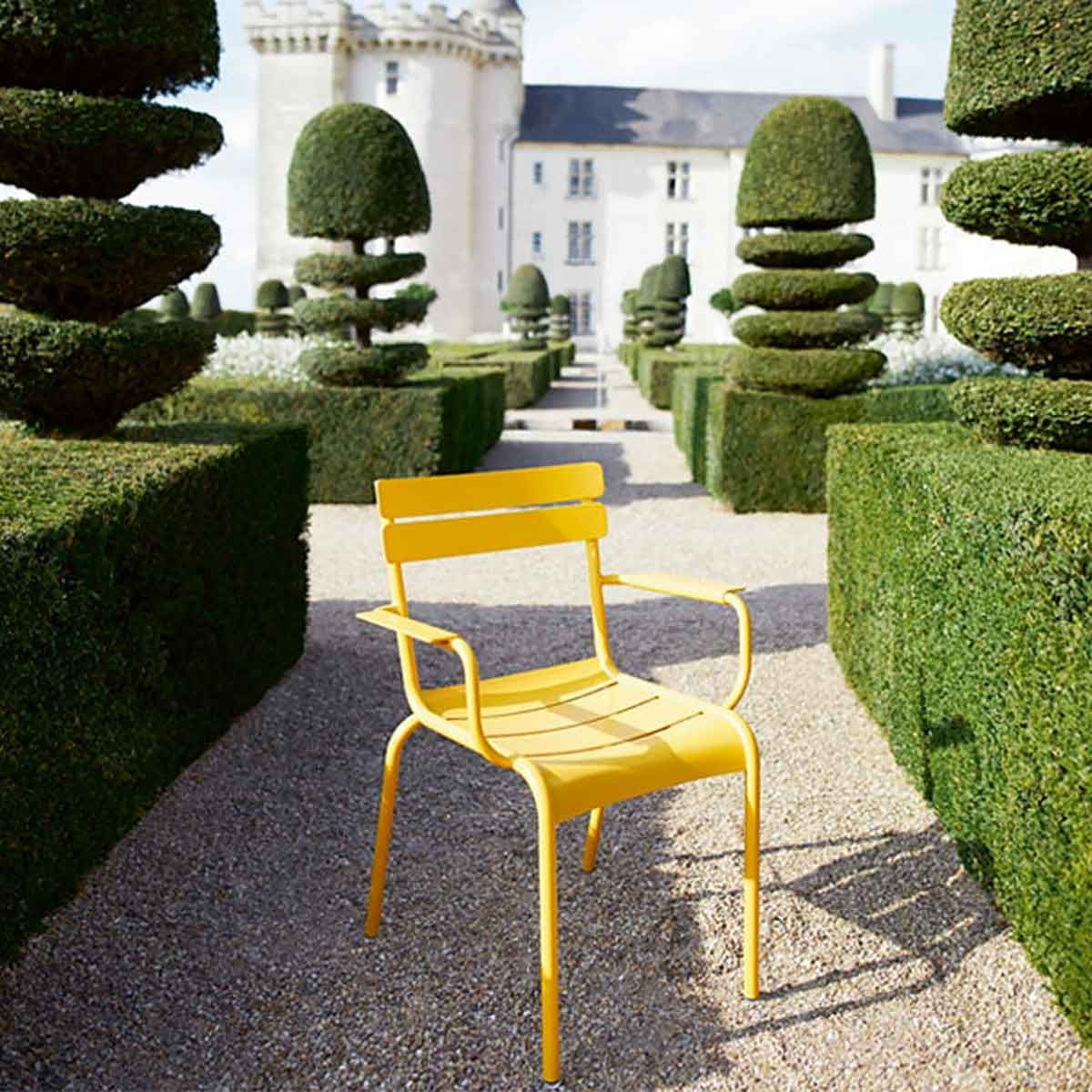 Fermob Luxembourg Armchair | Outdoor Furniture | Jardin Nz dedans Fermob Jardin Du Luxembourg