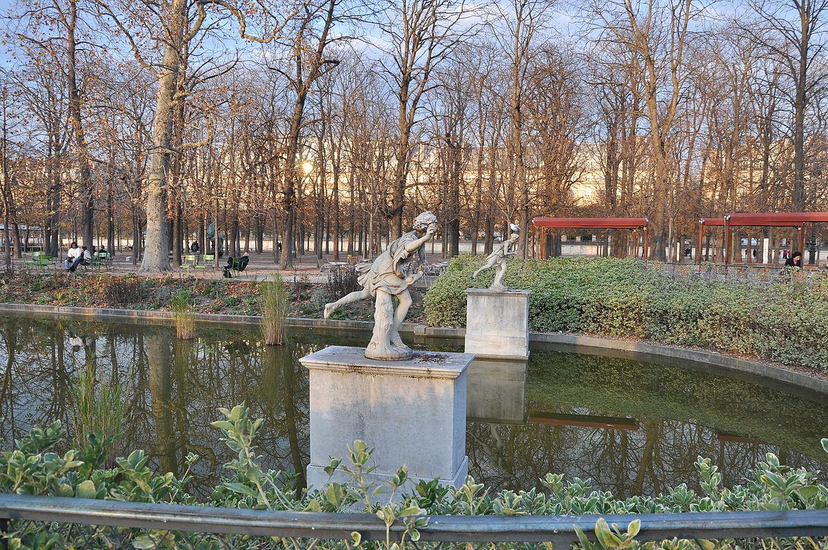 File:bassin Rectangulaire Nord Jardin Des Tuileries 002.jpg ... avec Bassin De Jardin Rectangulaire