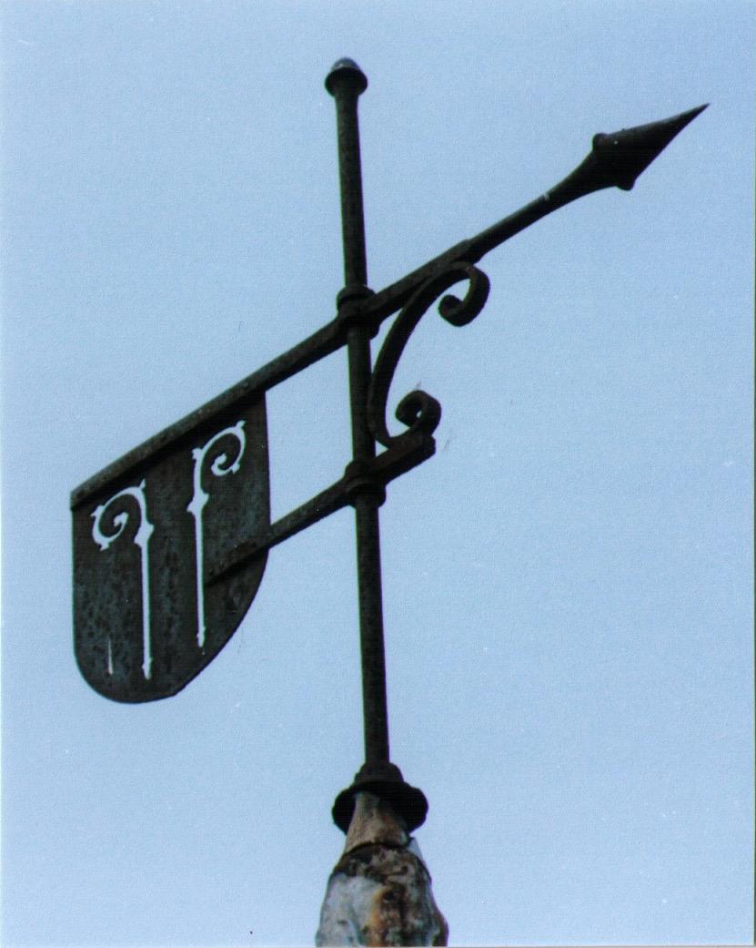 File:bonnecombe-Girouettemaisonjardin-Avril1996.jpg ... concernant Girouette De Jardin