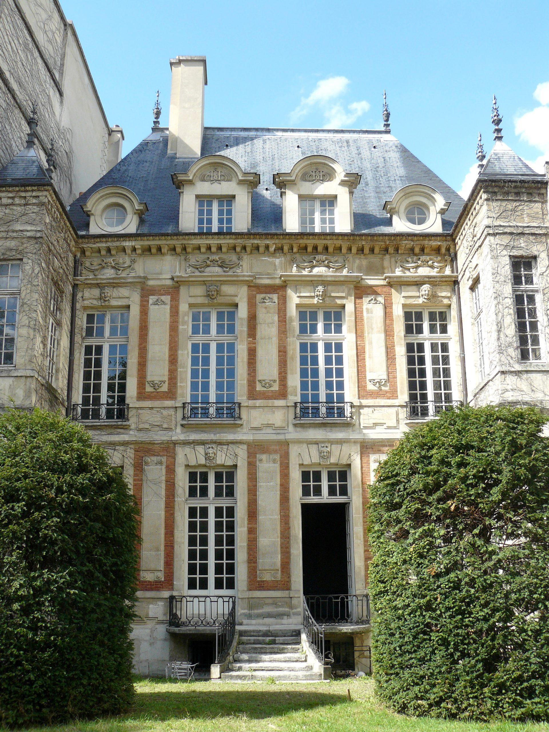 File:chalon-Luxembourg Facade Jardin.jpg - Wikimedia Commons tout Jardin De Luxembourg Hotel