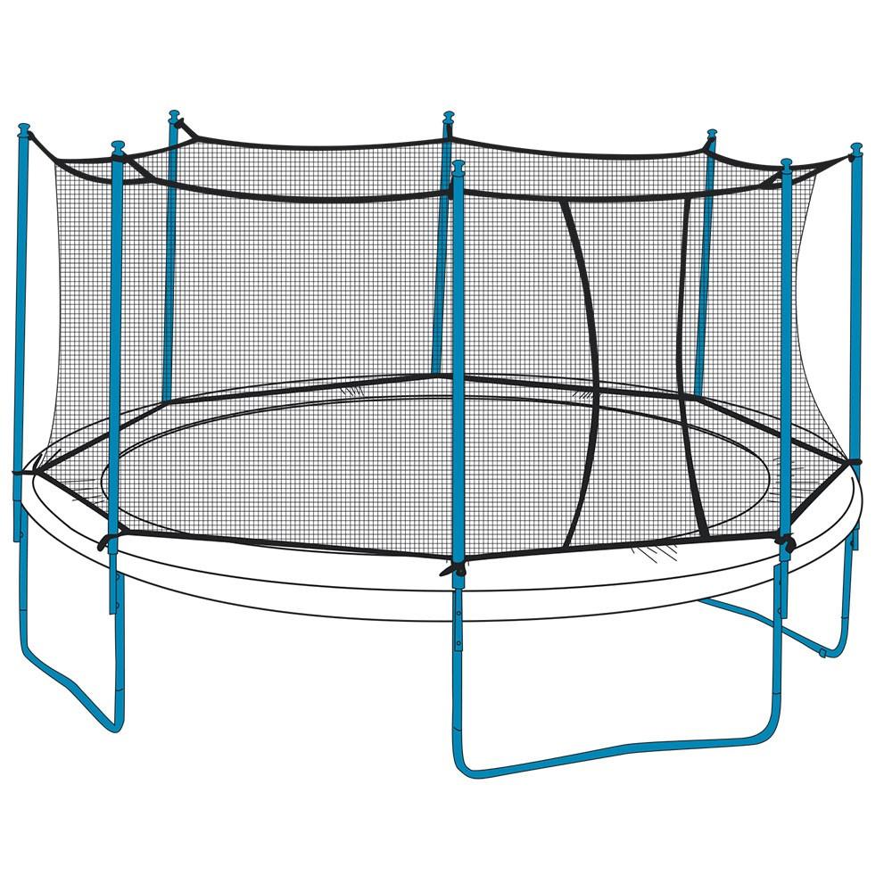 Filet De Protection Pour Trampoline dedans Filet De Protection Jardin