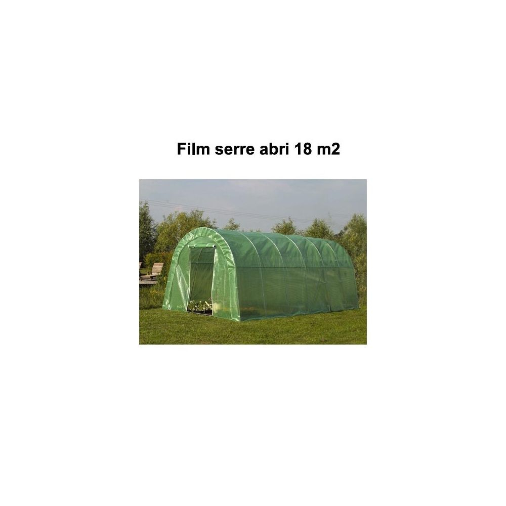 Film Polyéthylène De Remplacement Pour Serre De Jardin Tunnel 18M² - Acd  Garden pour Serre De Jardin 18M2