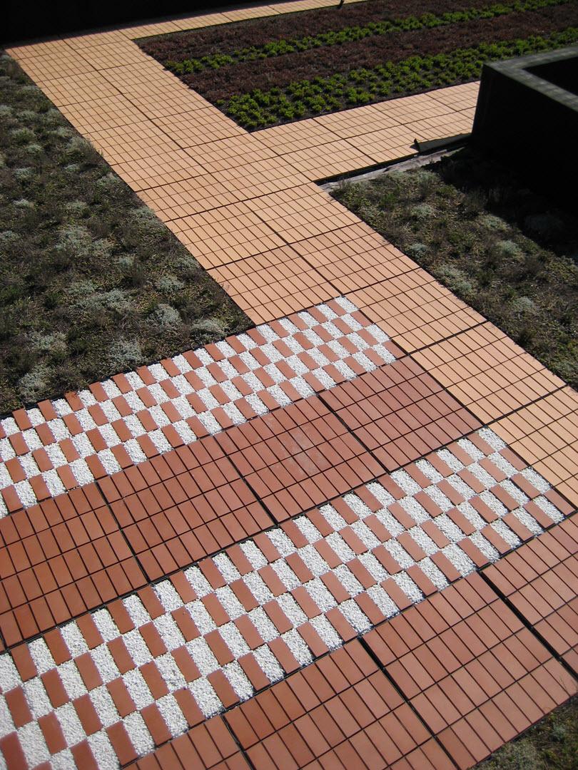 Flexbrick Dressing Architecture System - Flexbrick Dressing ... intérieur Geotextile Jardin