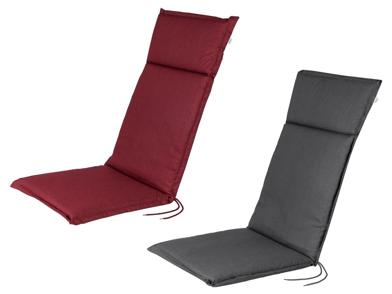 Florabest® Coussin Pour Chaise De Jardin 120 X 50 Cm intérieur Coussins Pour Chaises De Jardin