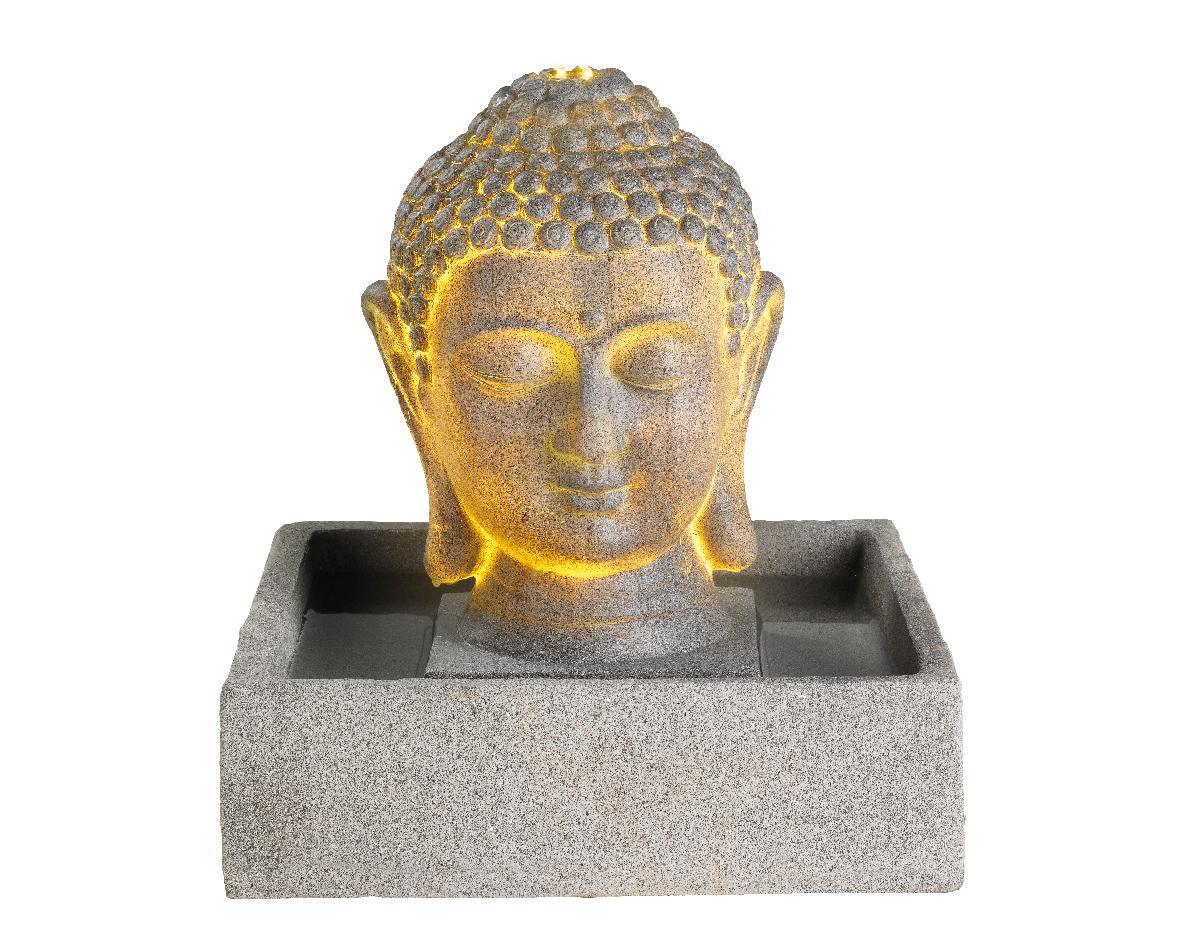 Fontaine Bouddha Achat / Vente De Fontaine Pas Cher encequiconcerne Bouddha Pour Jardin Pas Cher
