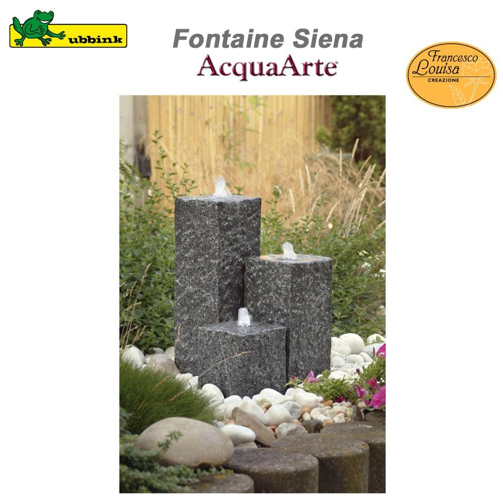 Fontaine De Jardin Extérieur Siena Granit concernant Fontaine Exterieure De Jardin