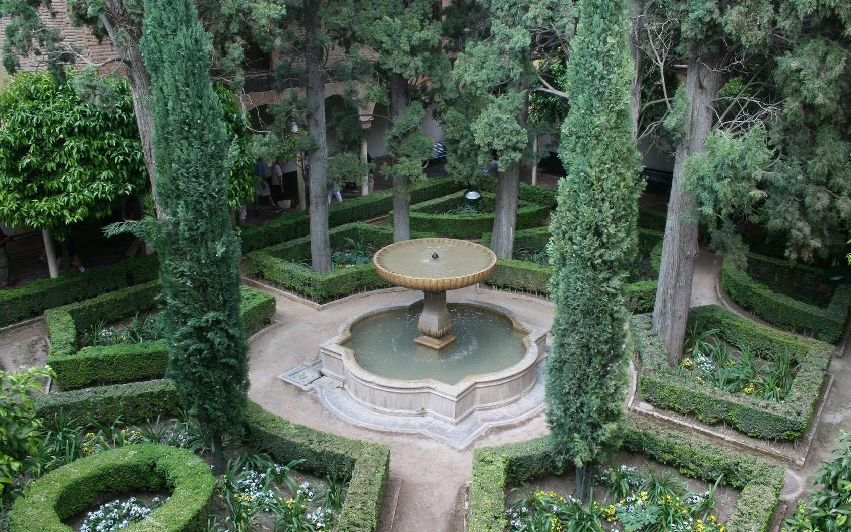 Fontaine Extérieure De Jardin : Comment Choisir ? intérieur Fontaine Naturelle Jardin