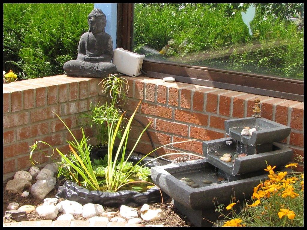 Fontaine Jardin Japonais (Avec Images) | Fontaine De Jardin ... intérieur Fontaine Jardin Japonais