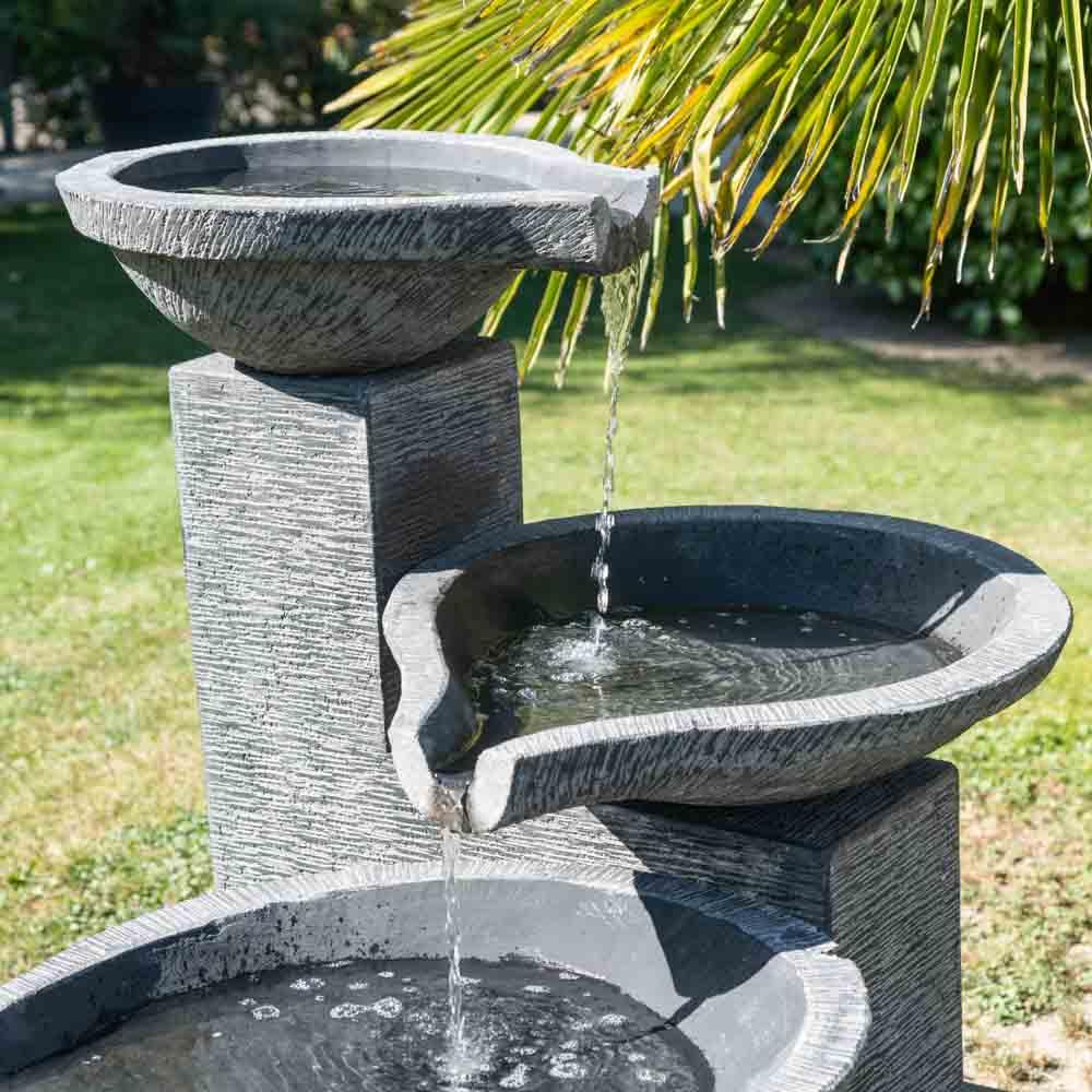 Fontaine Jardin Japonais - Canalcncarauca intérieur Fontaine De Jardin En Resine