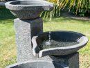Fontaine Jardin Japonais Fontaine De Jardin À Débordement ... serapportantà Vasque Jardin Pierre