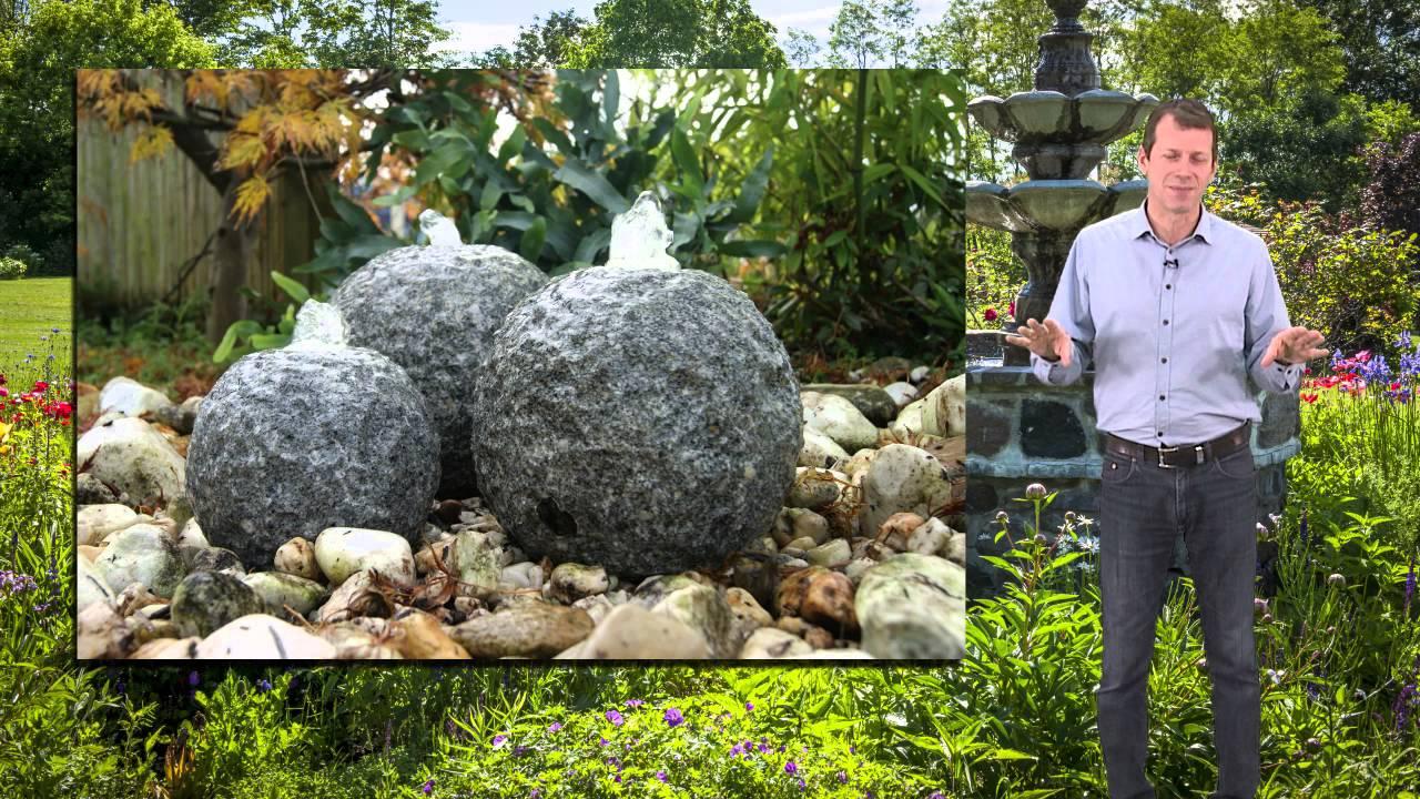 Fontaine Pierre Naturelle Exterieur Et Jardin encequiconcerne Fontaine Naturelle Jardin