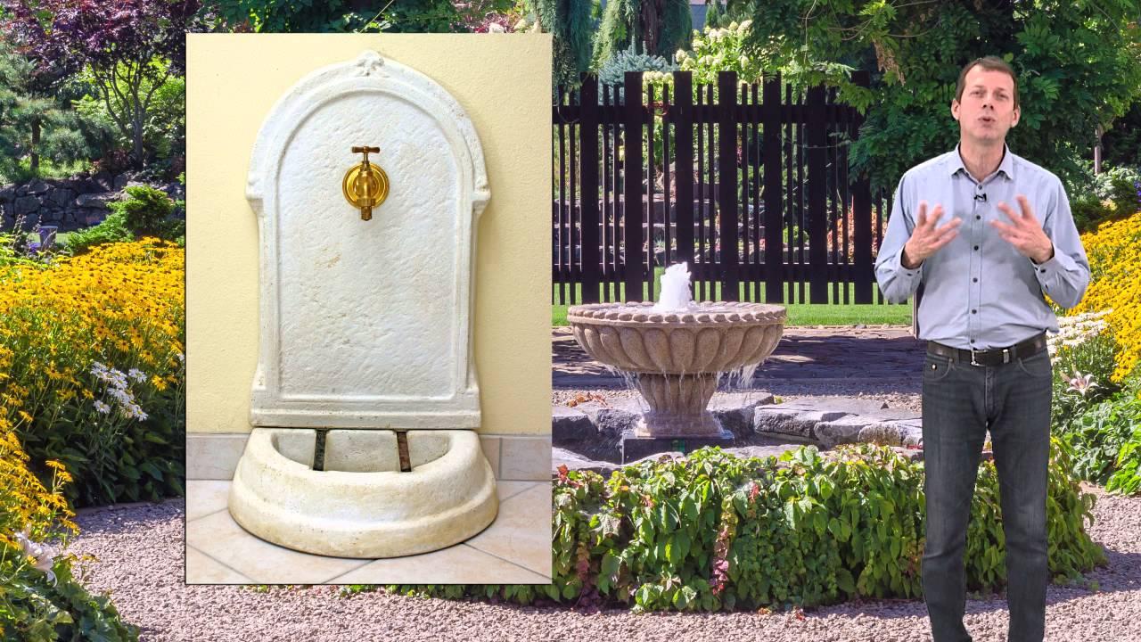 Fontaine Pierre Reconstituée Exterieur Et Jardin concernant Fontaine Exterieure De Jardin