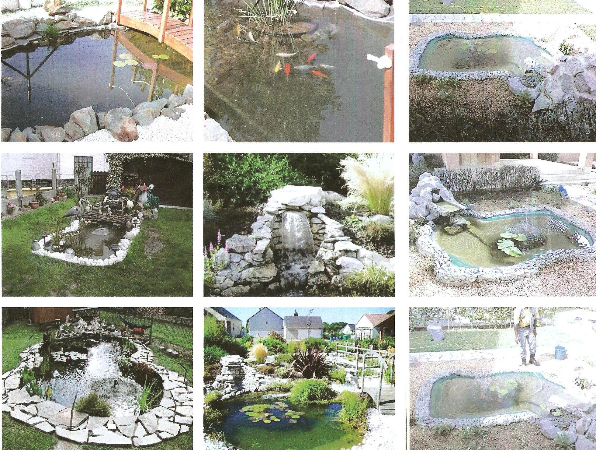 Fontaines, Bassines Du Jardin Chez Lasco Decor. pour Fabriquer Une Fontaine De Jardin