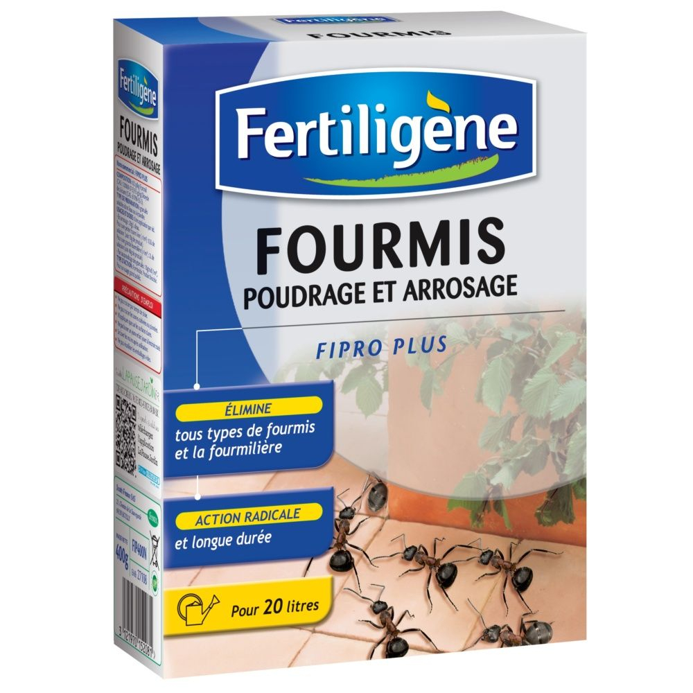 Fourmis Poudrage Et Arrosage - Fertiligène à Anti Fourmi Jardin