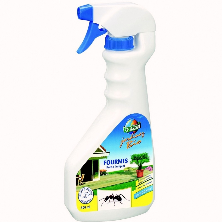 Fourmis Spray 500 Ml Cp Jardin encequiconcerne Anti Fourmi Jardin