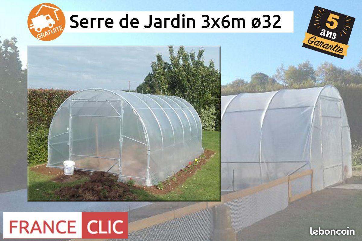 France Clic - Pro Leboncoin serapportantà Le Bon Coin Serre De Jardin