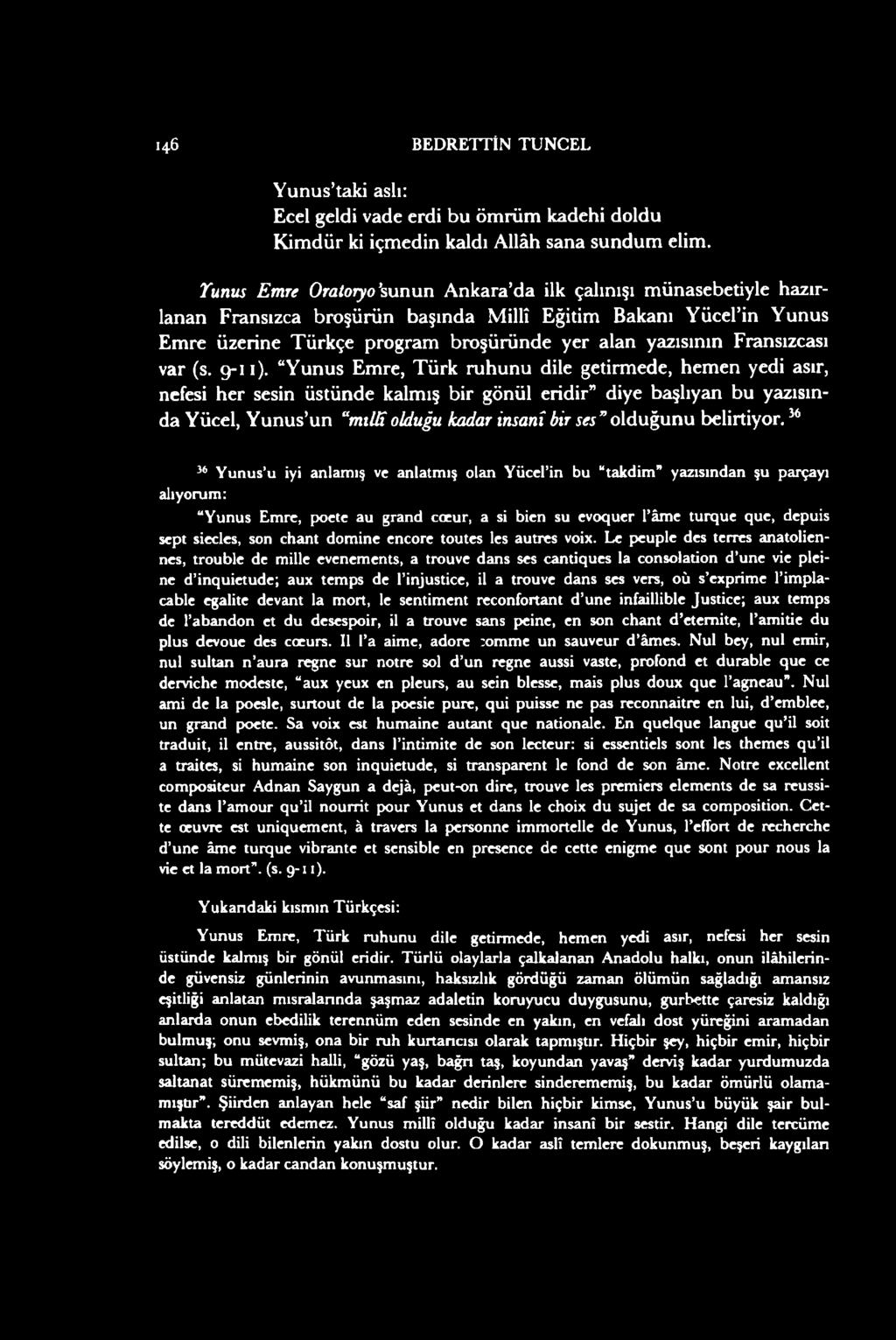 Fransizca Da Yunus Emre* - Pdf Free Download tout Salon Bas De Jardin Pas Cher