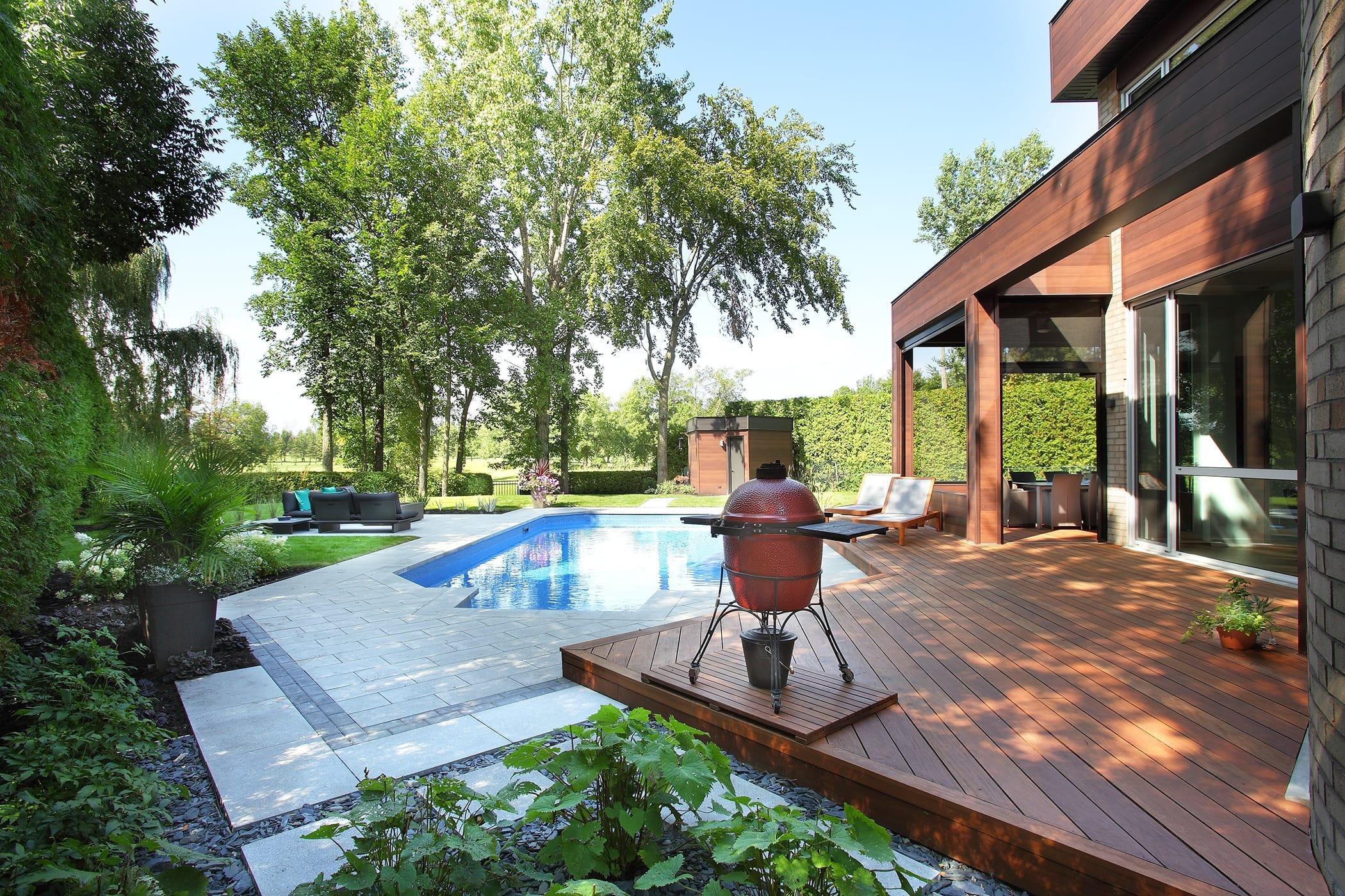 G.t.l. Paysagiste: Aménagement Paysager - Rive-Sud Montréal avec Jardin De Reve Paysagiste