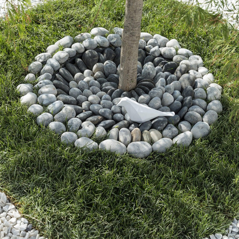 Galets Décoratifs Pour Le Jardin | Leroy Merlin concernant Jardin Avec Galets Blancs