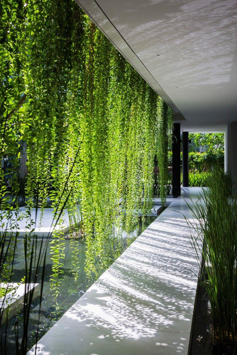 Gallery Of Naman Retreat Pure Spa / Mia Design Studio - 17 ... destiné Idee Amenagement Jardin Zen