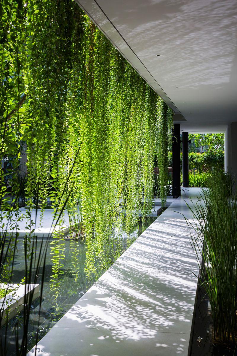 Gallery Of Naman Retreat Pure Spa / Mia Design Studio - 17 ... intérieur Plante Jardin Zen