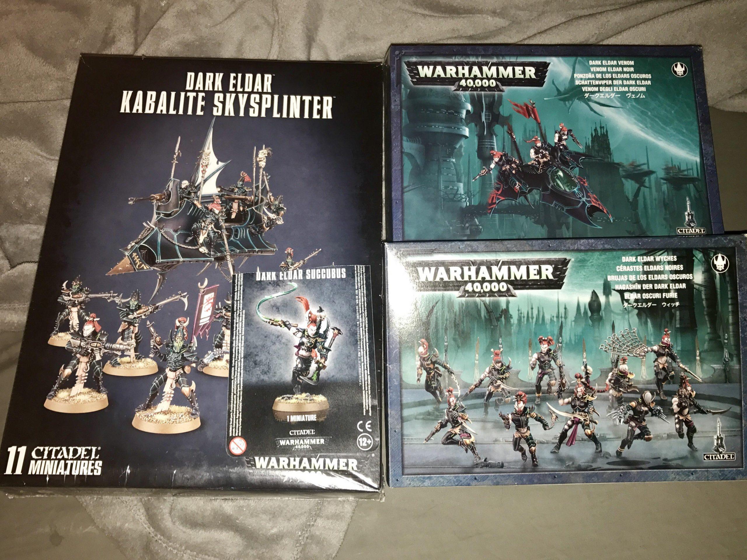 Games Workshop Warhammer 40K Reavers Eldars Noir Newslogical destiné Incinerateur Jardin