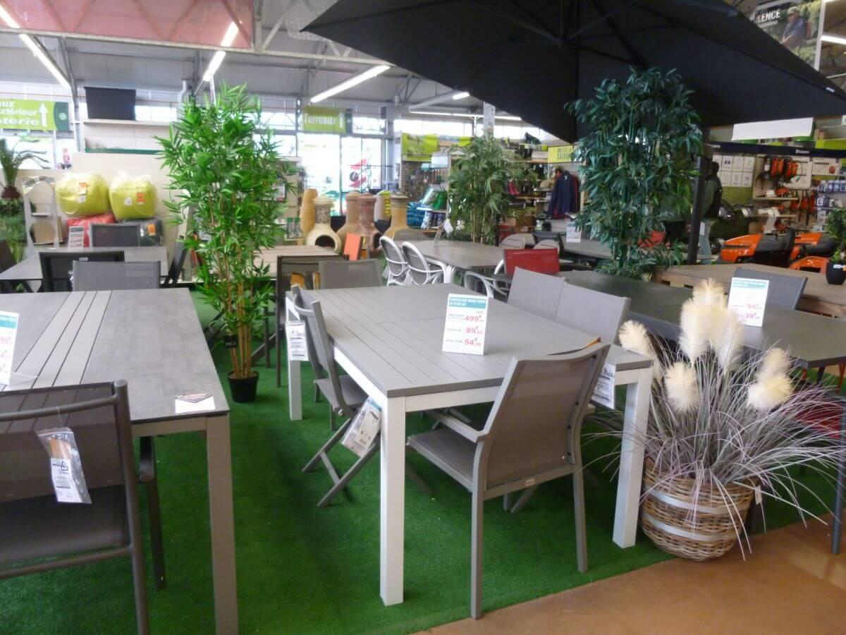 Gamm Vert Les Herbiers Magasin Du Réseau Gamm Vert Cavac intérieur Salon De Jardin Gamm Vert