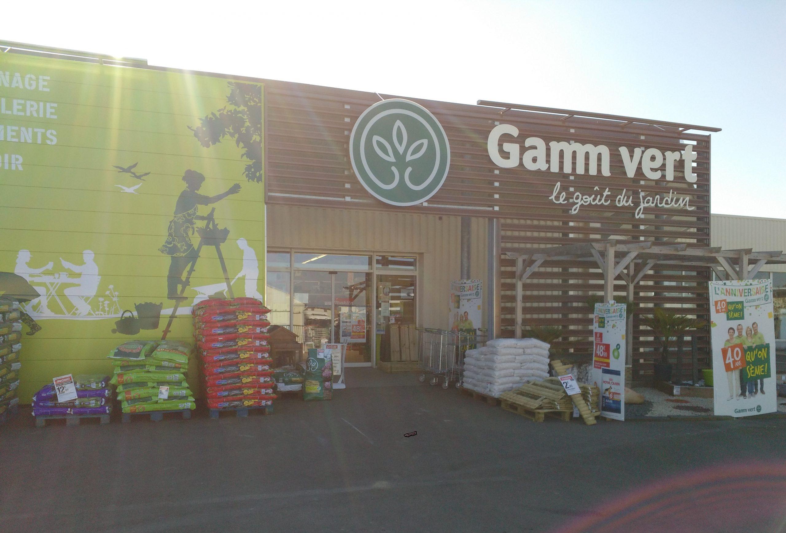 Gamm Vert - Vivre À Saint-James à Gamm Vert Salon De Jardin