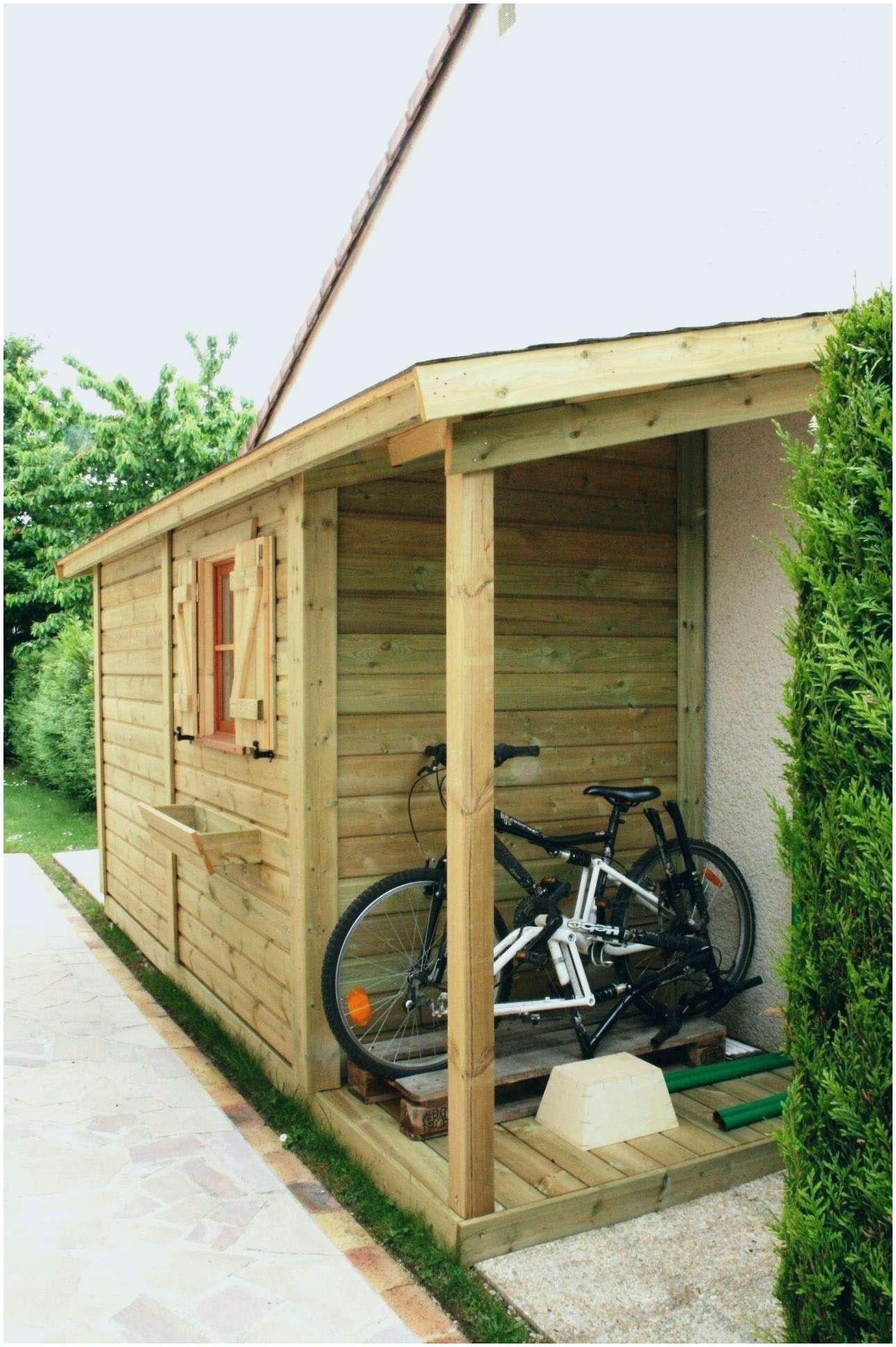 Garage: Abri De Jardin Garage concernant Abri Jardin Bois Brico Depot