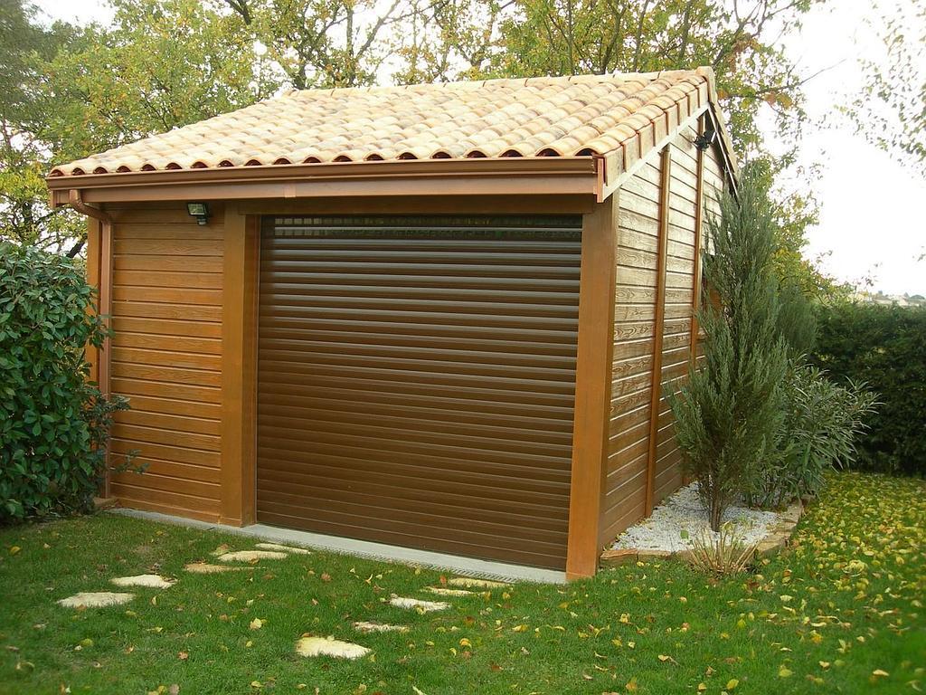 Garage: Garage Abri De Jardin tout Abri De Jardin 30M2