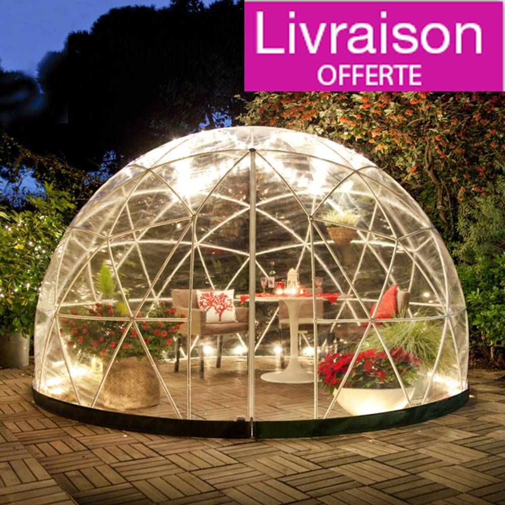 Garden Igloo : 10M² En 2019   Abri De Jardin, Jardins Et ... concernant Truffaut Abri De Jardin