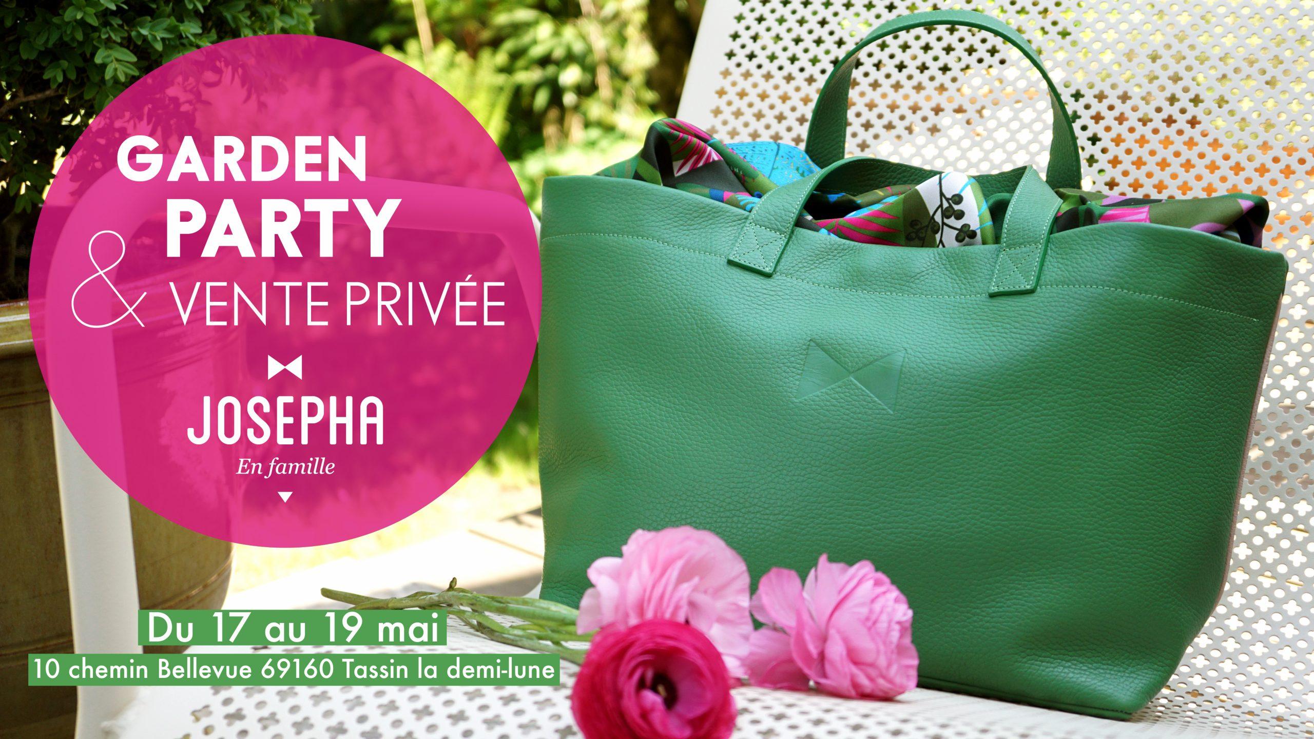 Garden Party Et Vente Privée Josepha En Famille – Josepha En ... intérieur Vente Privee Jardin
