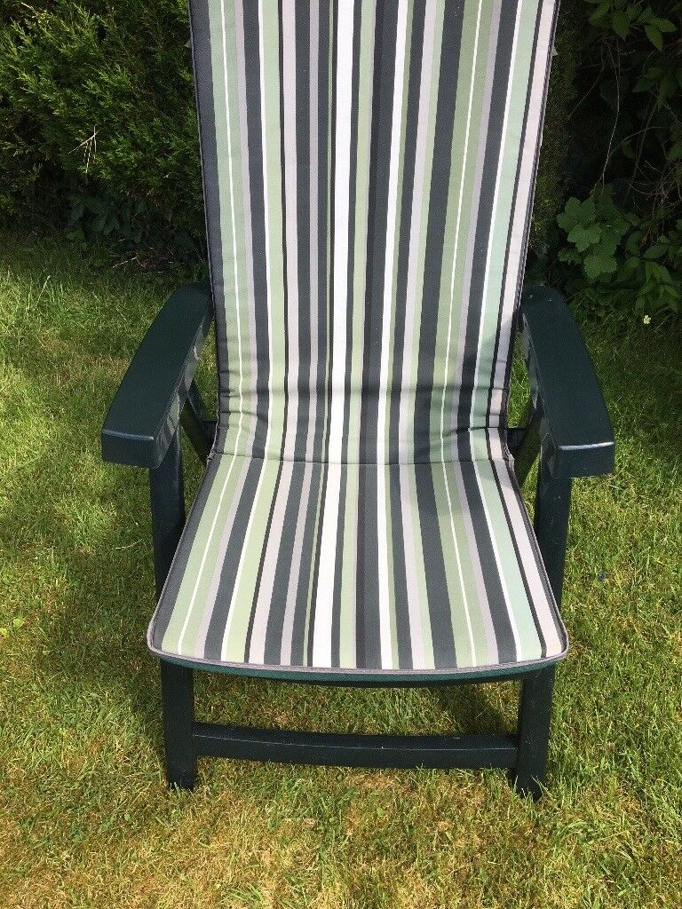 Garden Sun Chair Recliner | In Bournemouth, Dorset | Gumtree intérieur Rocking Chair Jardin