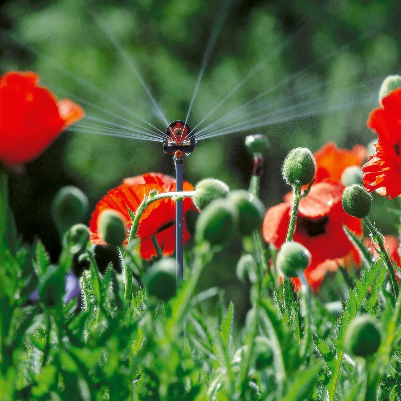 Gardena Micro-Drip-System Micro-Asperseur avec Asperseur Jardin
