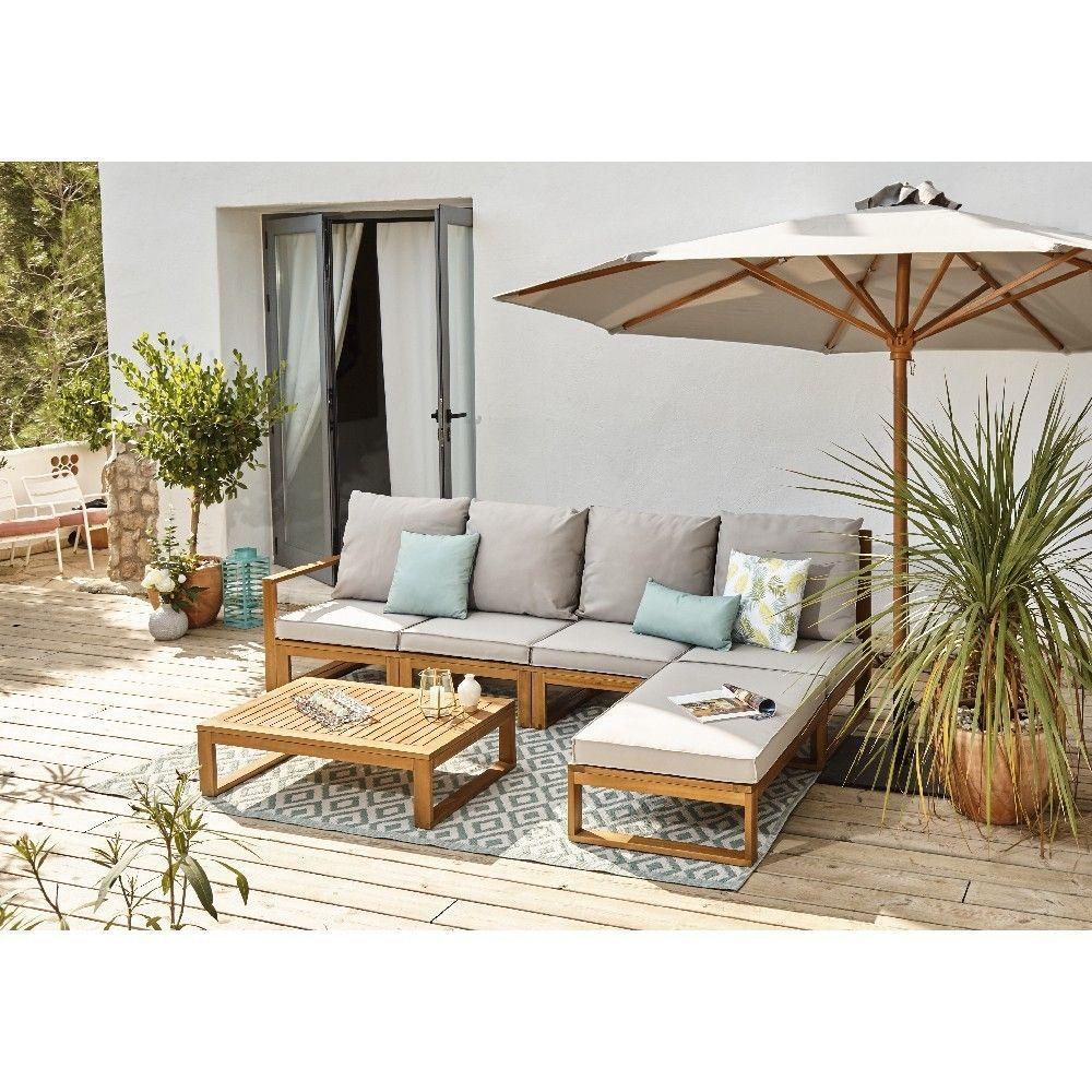 Gartenmöbel Und Essgarnitur | Gifi In 2020 | Outdoor ... à Salon De Jardin Pas Cher Gifi